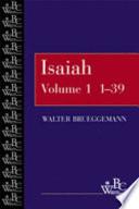 Isaiah: 1-39 : ...