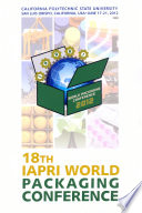 Eighteenth IAPRI World Packaging Conference