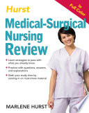 Hurst Reviews Medical Surgical Nursing Review