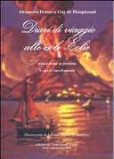 Diario di viaggio alle isole Eolie  Testo francese a fronte
