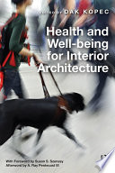 Health and Well Being for Interior Architecture