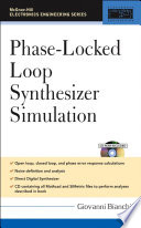 Phase Locked Loop Synthesizer Simulation