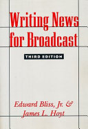 Writing News for Broadcast