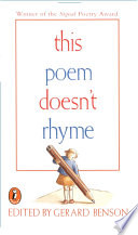 This Poem Doesn't Rhyme