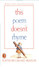 This Poem Doesn t Rhyme