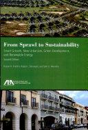 From Sprawl to Sustainability