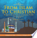 From Islam to Christian - Religious Festivals from around the World - Religion for Kids | Children's Religion Books