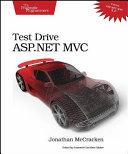 Test Drive ASP NET MVC