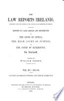 The Law Reports  Ireland