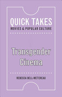 Transgender cinema cover image