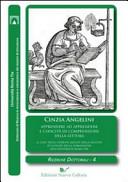 Apprendere ad apprendere e capacit   di comprensione della lettura  Il caso degli studenti adulti della Facolt   di Scienze della formazione dell Universit   Roma Tre