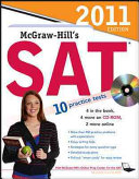 McGraw Hill s SAT with CD ROM  2011 Edition