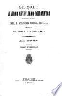 Giornale araldico-genealogico-diplomatico