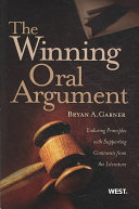The Winning Oral Argument