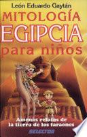 Mitolog  a egipcia para ni  os
