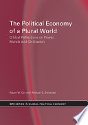 The Political Economy of a Plural World