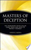Ebook Masters of Deception Epub Louis R. Mizell Apps Read Mobile