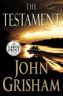 download ebook the testament pdf epub