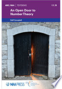 An Open Door to Number Theory