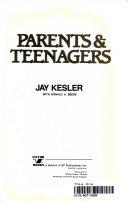 Parents Teenagers