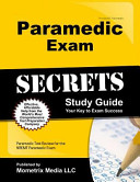 Paramedic Exam Secrets Study Guide
