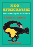 Neo Africanism A Compelling Dissertation Of The Fundamental Philosophy Sociology