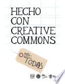 Hecho con Creative Commons