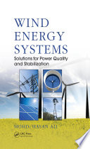 Ebook Wind Energy Systems Epub Mohd. Hasan Ali Apps Read Mobile