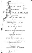 McGuffey's Newly Revised Eclectic First [- ] Reader ...