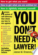 You Don t Need a Lawyer