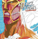 Attack On Titan Adult Coloring Book : the original best-selling manga series and re-formats tham...