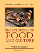 Encyclopedia of Food and Culture  Acceptance to Food politics