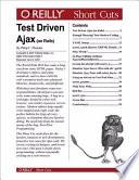 illustration Test Driven Ajax (on Rails)