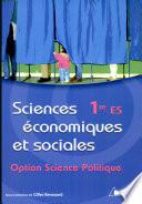 Sciences économiques et sociales, 1re [première] ES