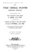 download ebook the public general statutes affecting scotland pdf epub