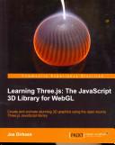 Learning Three Js