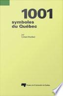 illustration 1001 Symboles du Québec