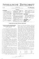 Physikalische Zeitschrift