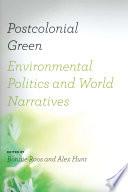 Postcolonial Green