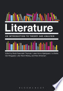 Literature  An Introduction to Theory and Analysis