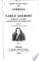 Teatro italiano scelto