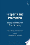 Property And Protection : issues of property law, consumer protection, auction sales...