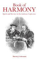 Book of Harmony