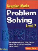 Targeting Maths Problem Solving
