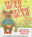 Teddy bear, teddy bear Michael Hague Cover