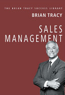 Brian Tracy Success Series  SALES MANAGEMENT