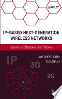 Ip Based Next Generation Wireless Networks