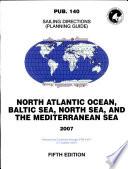 North Atlantic  Baltic Sea  North Sea and Mediterranean Sea