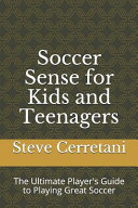 Soccer Sense For Kids And Teenagers