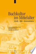 Buchkultur im Mittelalter